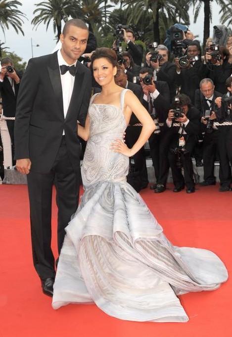 Cannes 2009: Eva Longoria con suo marito Tony Parker