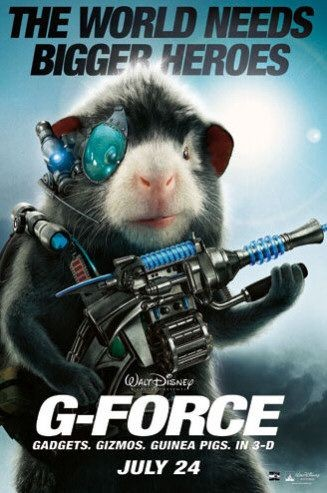 Character poster di G-Force: Superspie in missione - 2