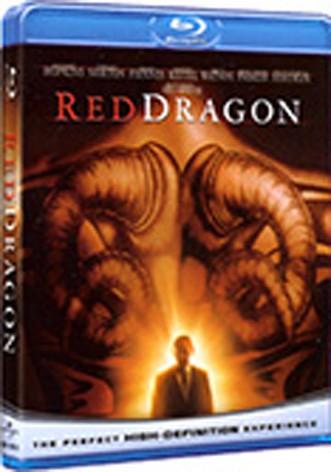 La copertina di Red Dragon (blu-ray)