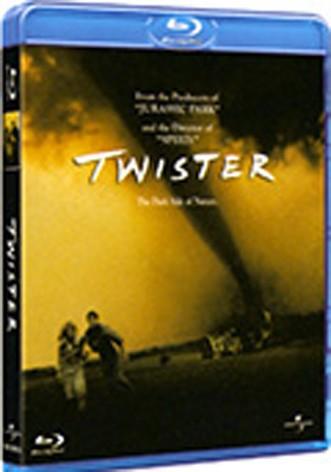 La copertina di Twister (blu-ray)
