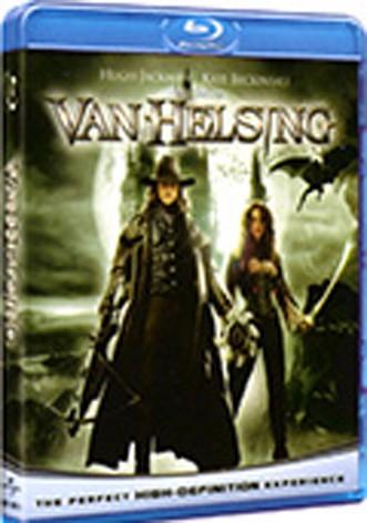 La copertina di Van Helsing (blu-ray)