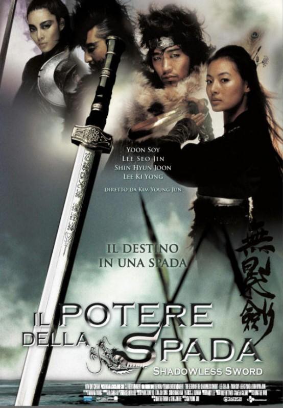 La locandina di Il potere della spada