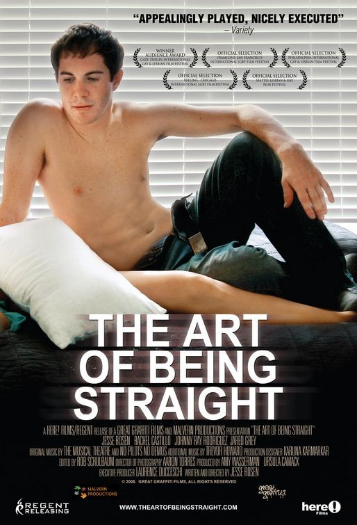 La locandina di The Art of Being Straight