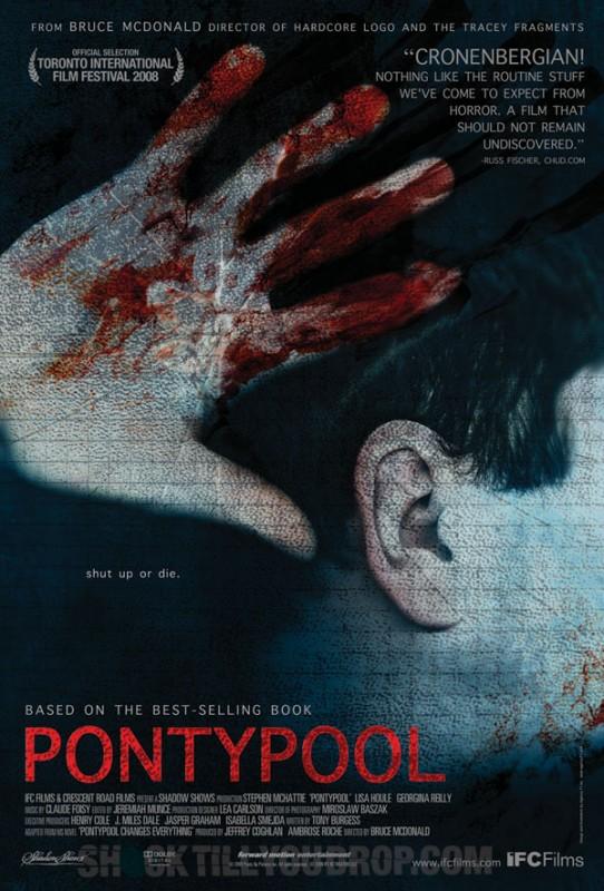 Locandina dell'horror Pontypool
