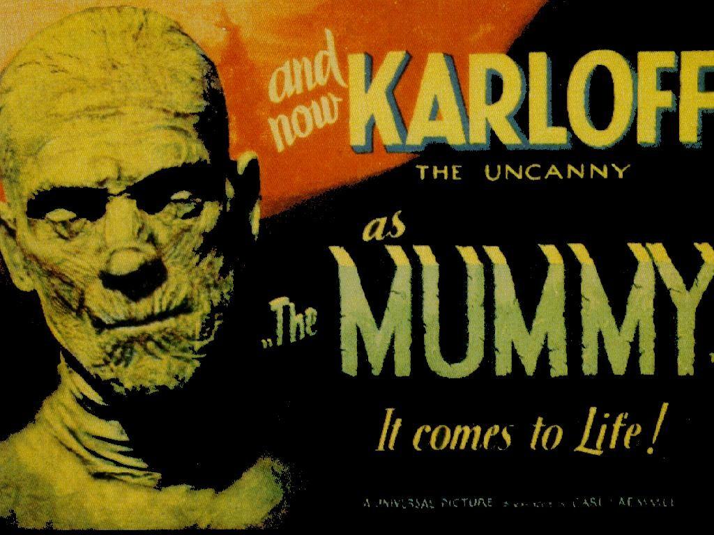Wallpaper de La mummia