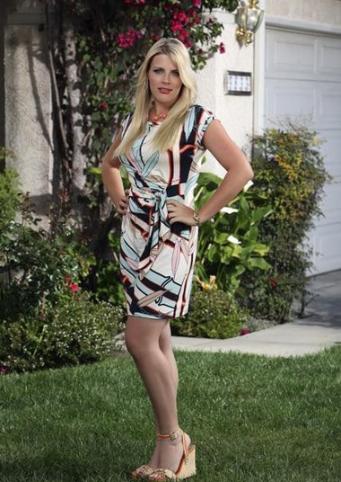 Busy Philipps nella serie TV Cougar Town