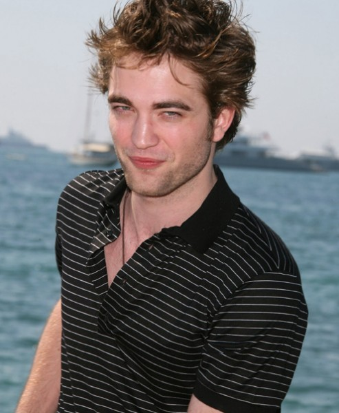 Cannes 2009: c'è anche Robert Pattinson, il fascinoso vampiro di Twilight