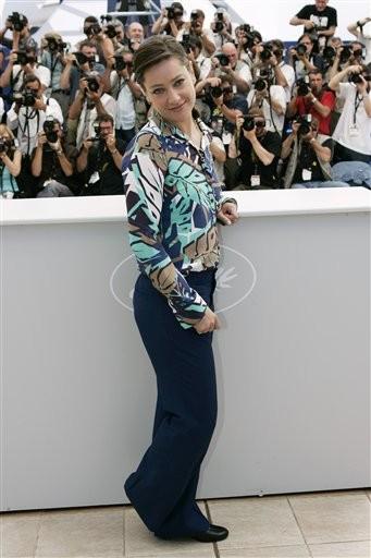 Cannes 2009: Giovanna Mezzogiorno presenta Vincere diretto da Marco Bellocchio