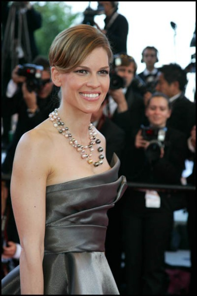 Cannes 2009: Hilary Swank