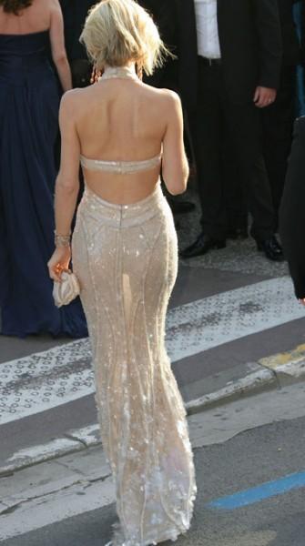 Cannes 2009: la modella e attrice Eva Herzigova