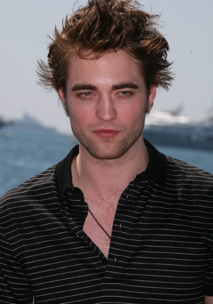 Cannes 2009:  Robert Pattinson, il fascinoso vampiro di Twilight