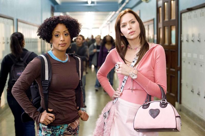 Essence Atkins e Christina Murphy sul set del film Dance Flick