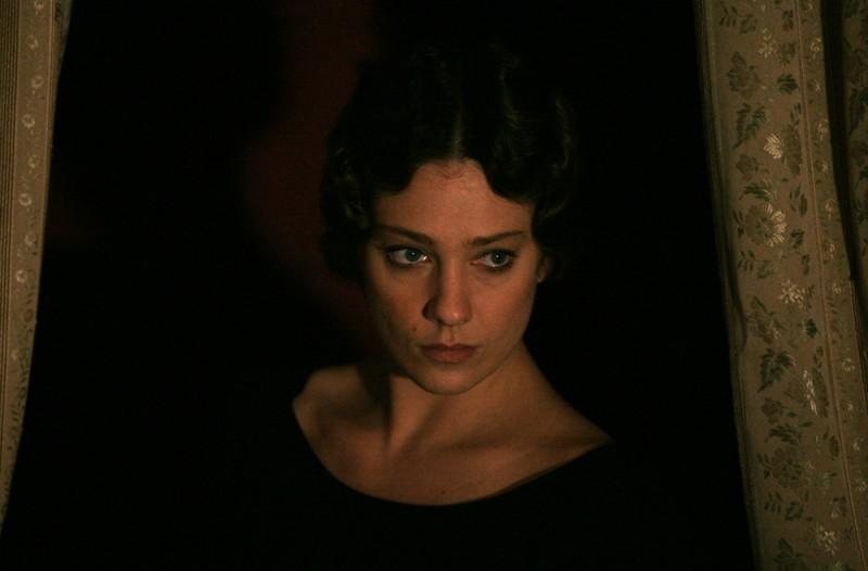 Giovanna Mezzogiorno è Ida Dalser nel film Vincere diretto da Marco Bellocchio