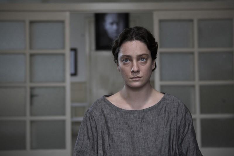 Giovanna Mezzogiorno in un'immagine del film Vincere