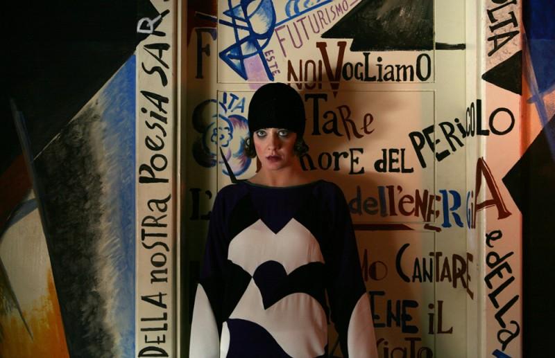Giovanna Mezzogiorno interpreta Ida Dalser nel film Vincere di Marco Bellocchio