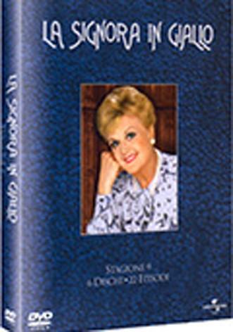 La copertina di La Signora in Giallo - Stagione 9 (dvd)