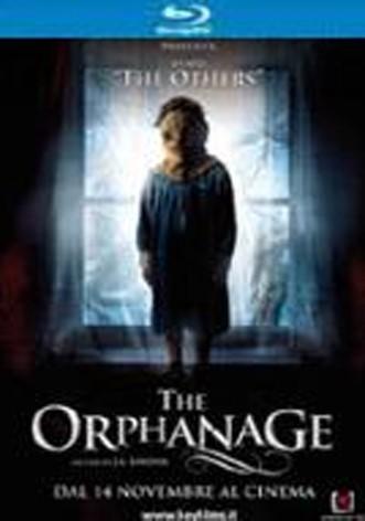 La copertina di The Orphanage (blu-ray)