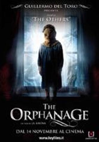La copertina di The Orphanage (dvd)