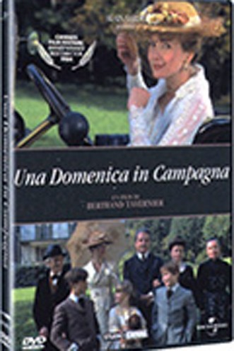La copertina di Una domenica in campagna (dvd)