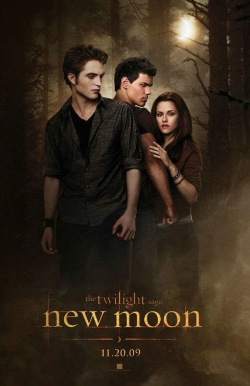 Locandina di Twilight: New Moon