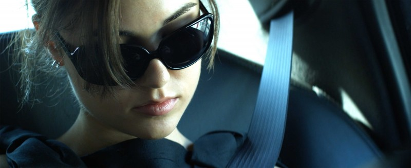 Sasha Grey in un'immagine del film The Girlfriend Experience