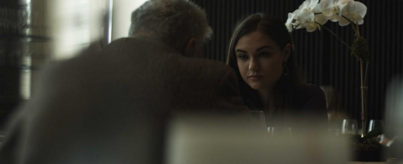 Sasha Grey in una sequenza del film The Girlfriend Experience