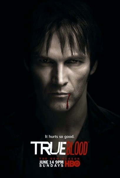 True Blood: Character poster del personaggio di Bill Compton per la seconda stagione