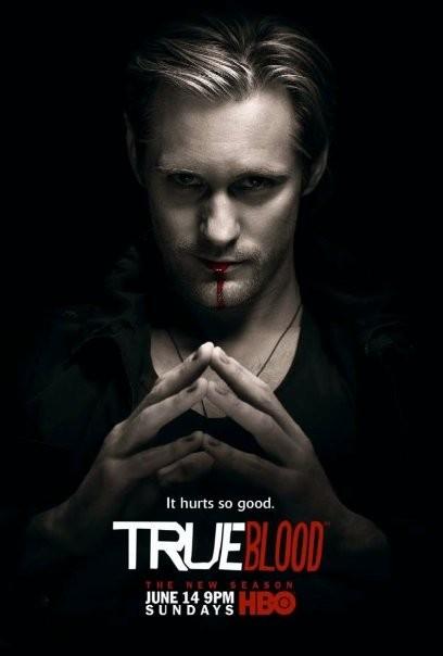 True Blood: Character poster del personaggio di Eric Northman per la seconda stagione