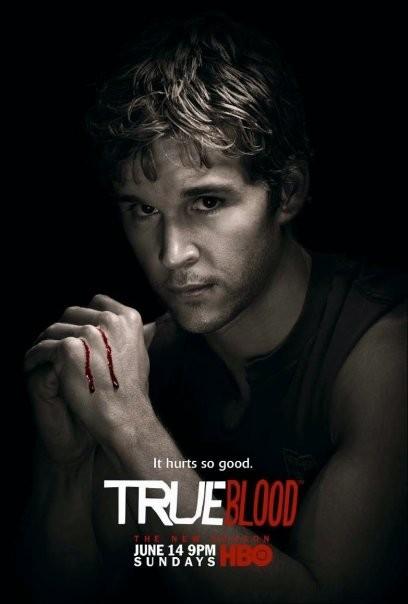 True Blood: Character poster del personaggio di Jason Stackhouse per la seconda stagione