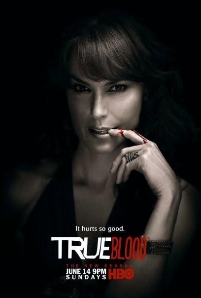 True Blood: Character poster del personaggio di Maryann per la seconda stagione