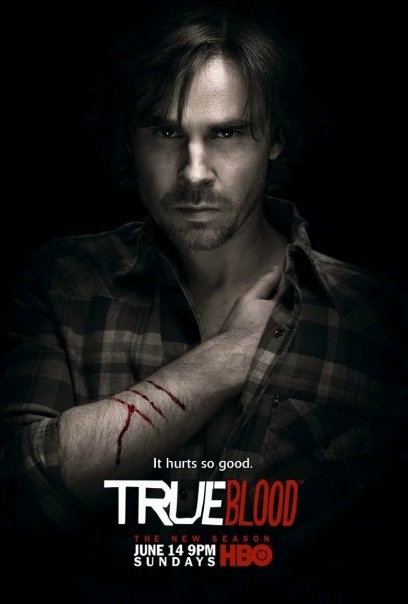True Blood: Character poster del personaggio di Sam Merlotte per la seconda stagione