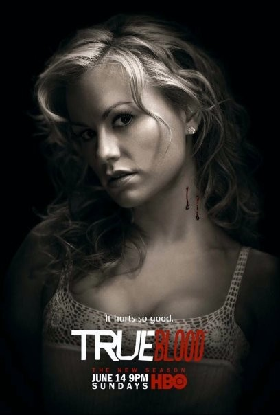 True Blood: Character poster del personaggio di Sookie Stackhouse per la seconda stagione