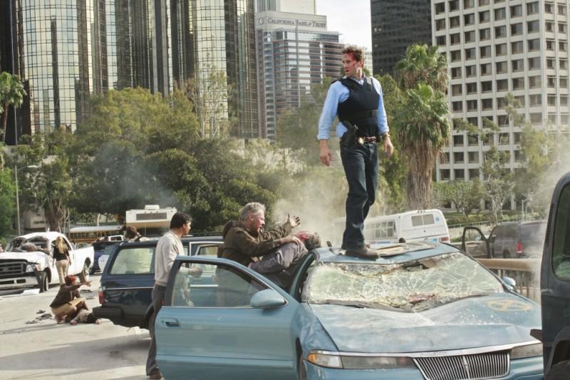 Una scena della nuova serie della ABC Flash Forward