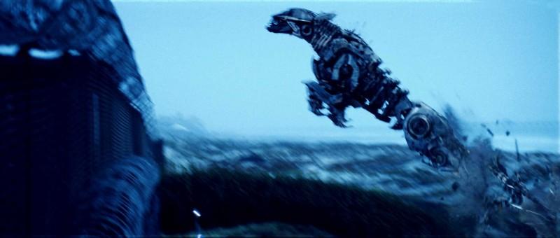 Una scena del film Transformers - La vendetta del caduto