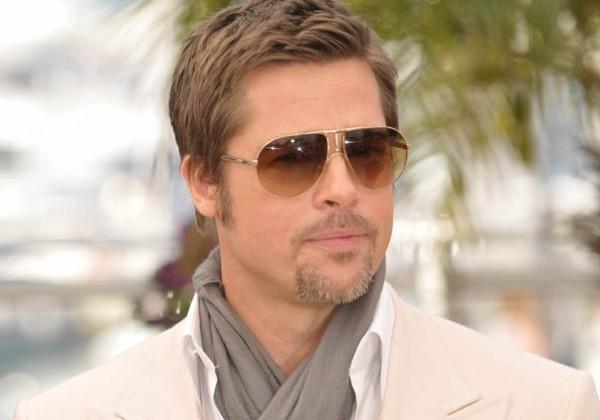 Cannes 2009: Brad Pitt in versione dandy L'attore ha presentato Bastardi senza gloria, di Quentin Tarantino