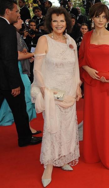 Cannes 2009: Claudia Cardinale