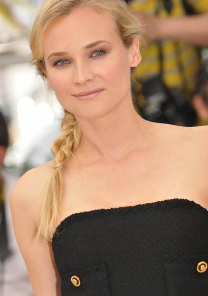 Cannes 2009: la splendida Diane Kruger presenta Bastardi senza gloria