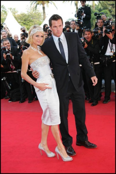 Cannes 2009: Paris Hilton e Doug Reinhardt