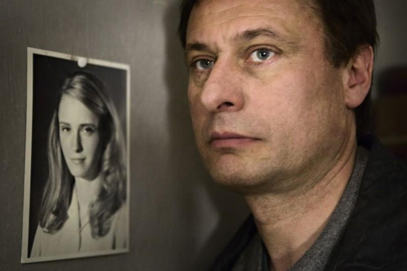 Michael Nyqvist in un'immagine del film Uomini che odiano le donne