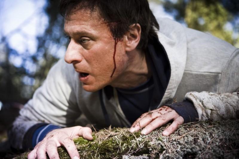 Michael Nyqvist interpreta Mikael Blomkvist nel film Uomini che odiano le donne tratto dal romanzo culto di Stieg Larsson