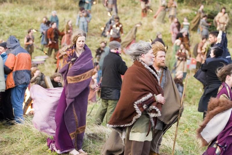 Un'immagine di Outlander