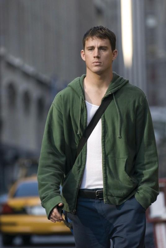 Channing Tatum è il protagonista del film Fighting