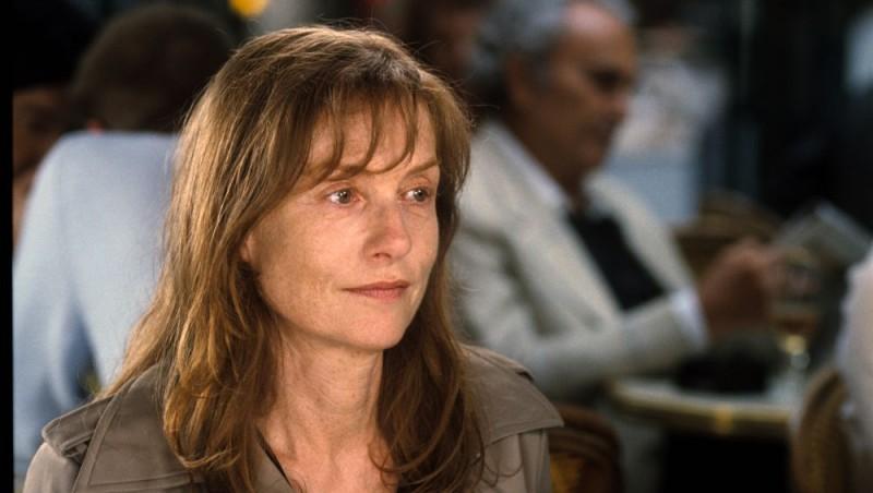 Isabelle Huppert è la protagonista del film L'amore nascosto