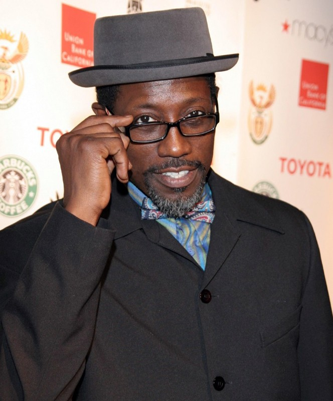 L'attore Wesley Snipes