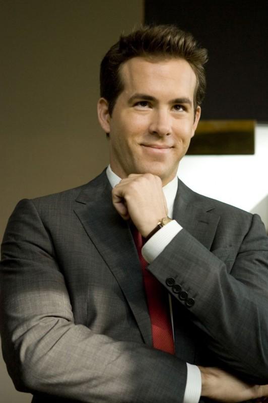 Ryan Reynolds è il protagonista maschile del film Ricatto d'amore