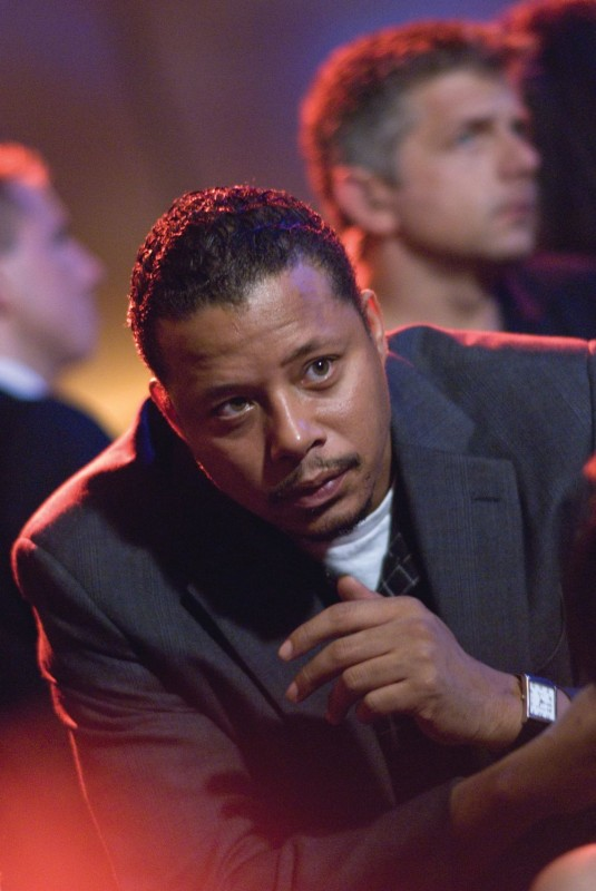 Terrence Howard in una scena del film Fighting