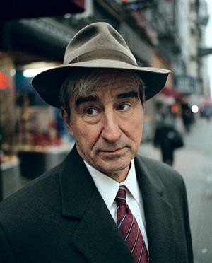 Una immagine di Sam Waterston