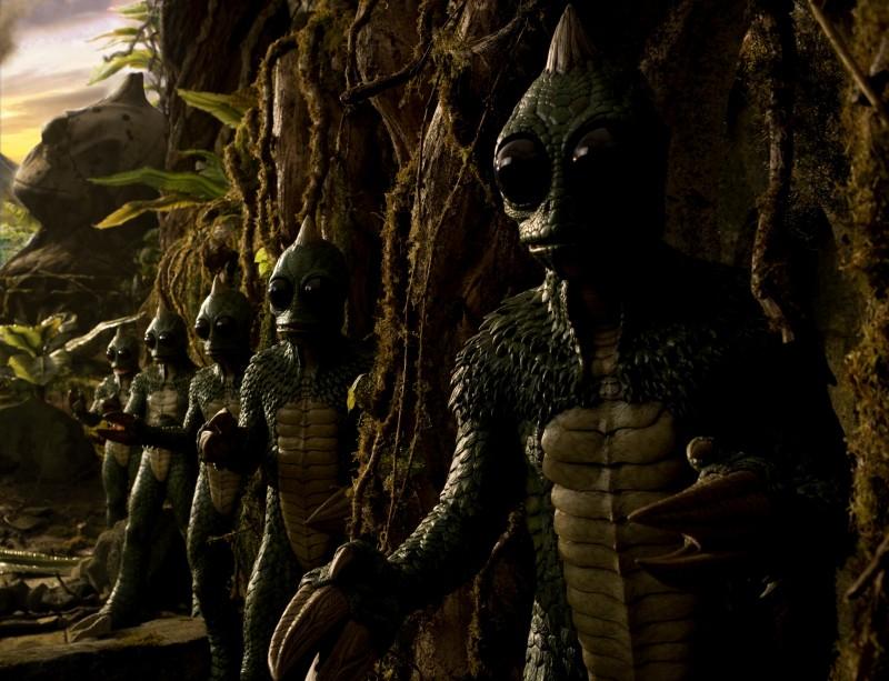 Una prima immagine tratta dal film Land of the Lost