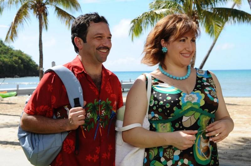 Una scena di Un'estate ai Caraibi