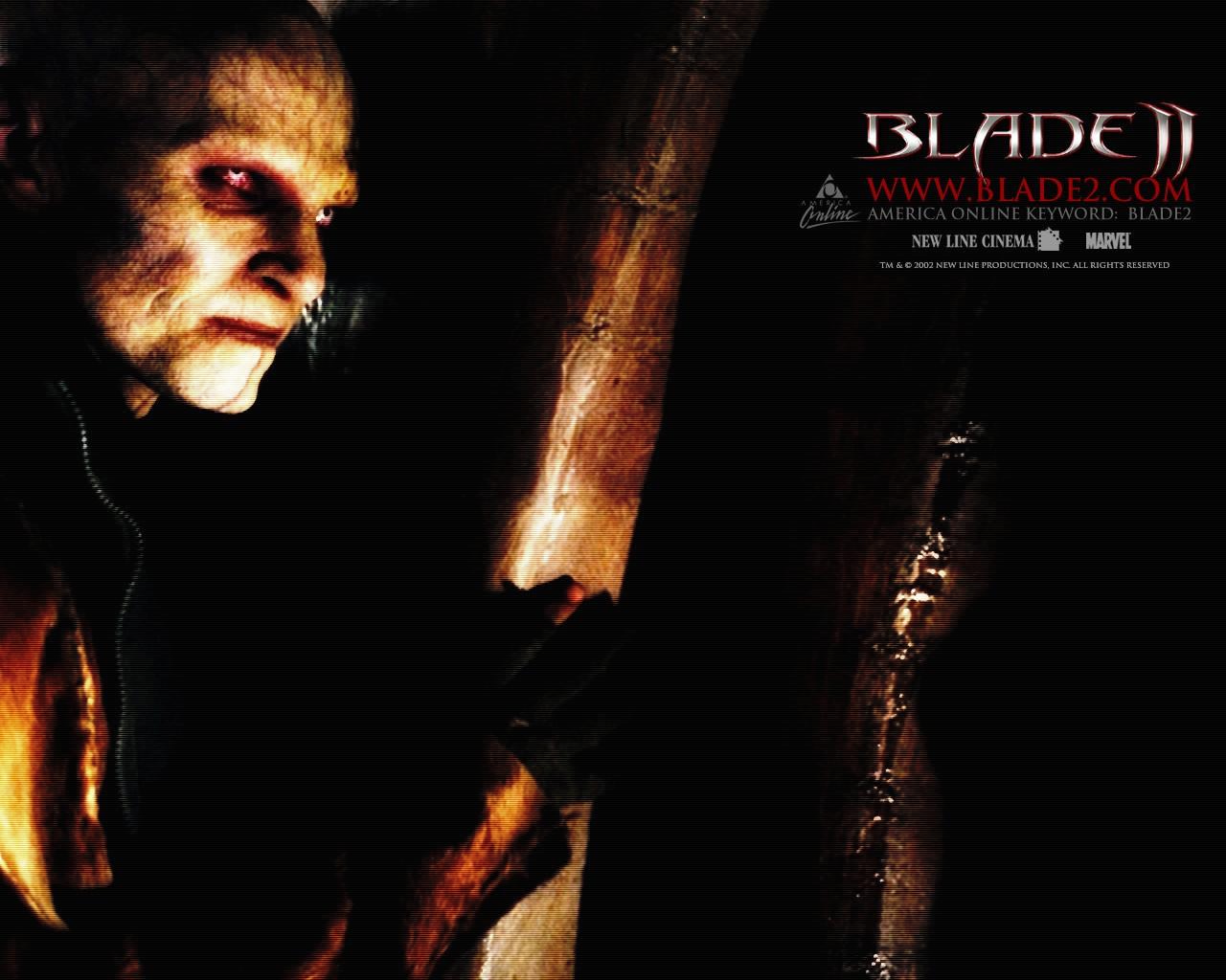 Wallpaper di Luke Goss in 'Blade II'